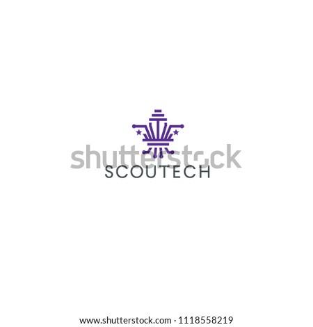 scout technology logo