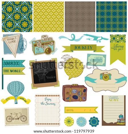 scrapbook design elements  ...