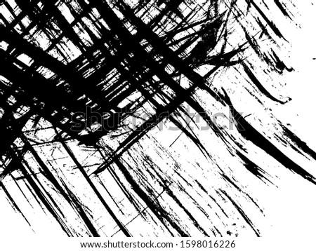 Scratched Texture Background. Rough Grunge. Dirty Lines Background. Strokes Texture Background. Rough Grunge