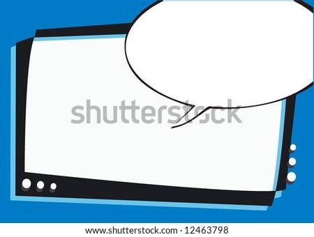screen series   cartoon style