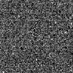 Screenshot font (vector seamless wallpaper)