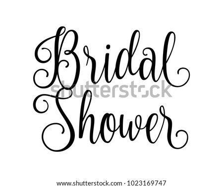 script letter wedding bridal word art design vector for junior bridesmaid ez canvas