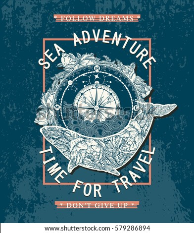 sea adventures poster  time to