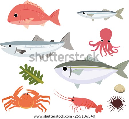 sea fishes