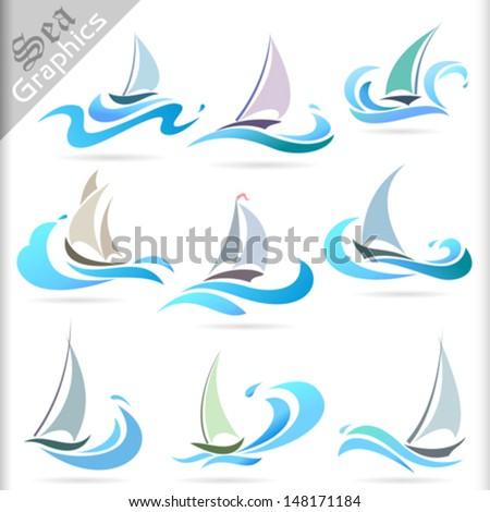 sea graphics series     ship