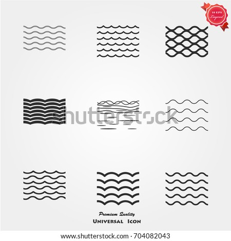 Shutterstock Sea icons, Sea icons vector, Sea icons image, Sea icons illustration