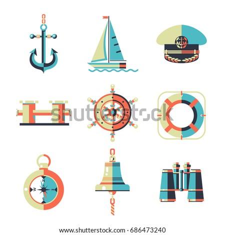 sea walks on the yacht the