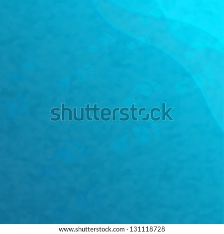 Sea water background, vector EPS10
