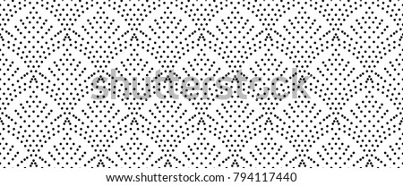 seamles dots pattern  abstract