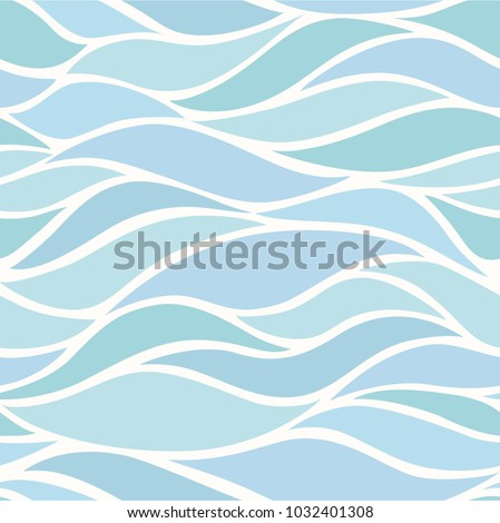 seamless abstract blue background stock photo