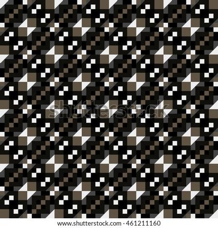 seamless abstract dark pattern