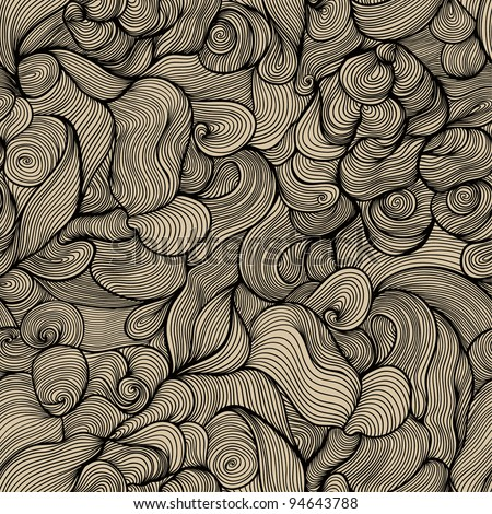 seamless abstract hand drawn...