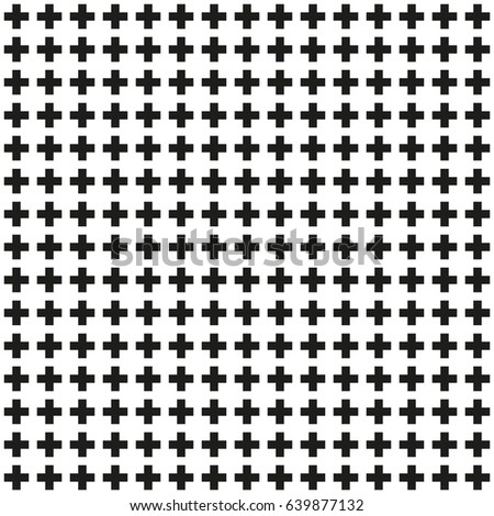 seamless abstract monochrome
