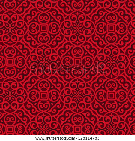 seamless abstract pattern background