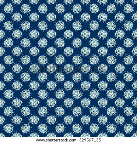 seamless abstract pattern in