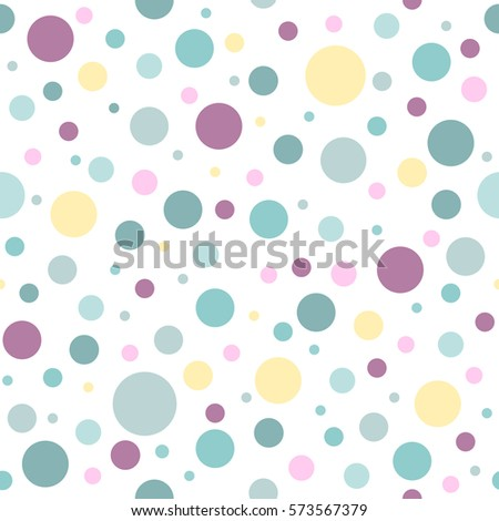 seamless abstract pattern of