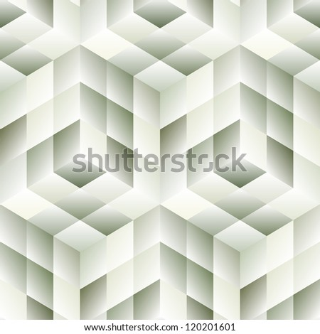 Seamless abstract pattern. Vector illustration. - stock vector
