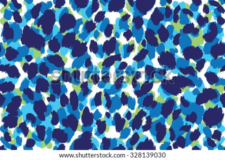 seamless abstract print with