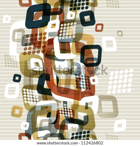 Seamless abstract vector background eps 10.