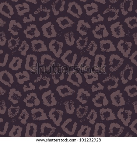 Seamless animal skin textures of panther
