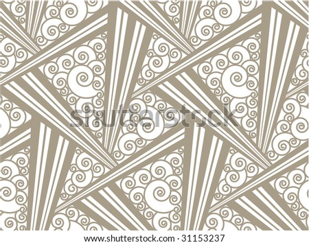 Art Deco Patterns Vector. +art+deco+patterns