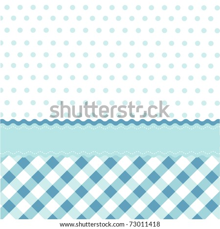 seamless baby blue pattern, wallpaper