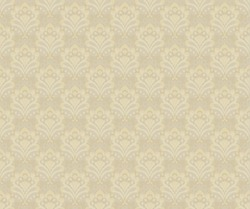 Seamless background - abstract flowers. Vector illustration in beige colors.