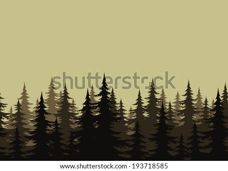 seamless background  landscape