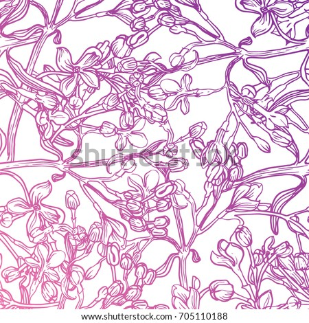 seamless background lilac