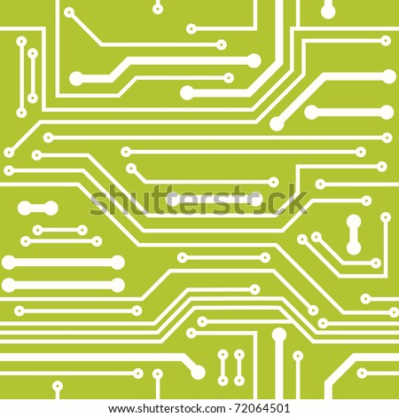 Seamless background of computer hardware