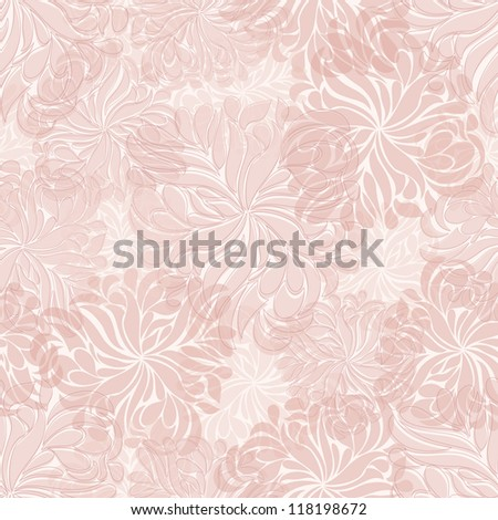 seamless background of pink of