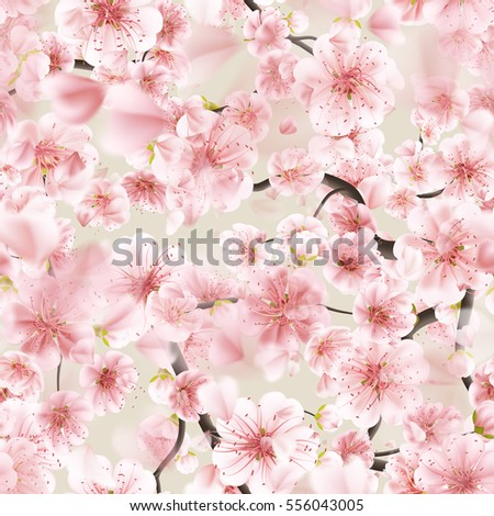 seamless background pattern of