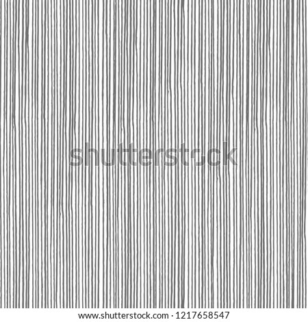 Seamless background with black hand drawn vertical lines