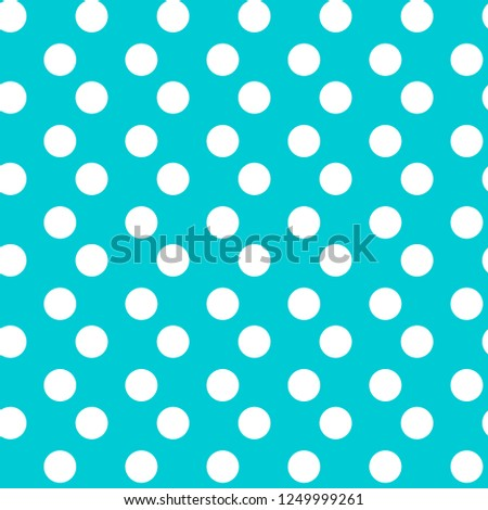 Seamless Background with polka dot pattern.Retro vector background or pattern.Can be used for wallpaper,fabric, web page background, surface textures.