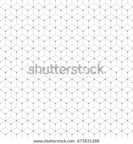 seamless backround of a grid 3d