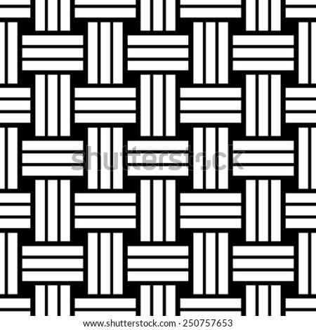 stock-vector-seamless-black-and-white-weave-texture-vector-illustration-background