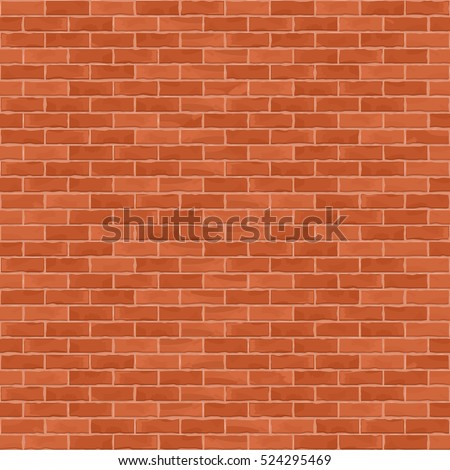 seamless brown brick wall