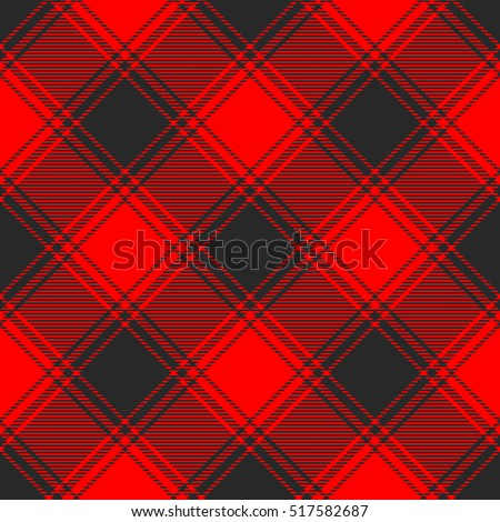 seamless buffalo plaid pattern