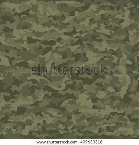seamless camouflage military