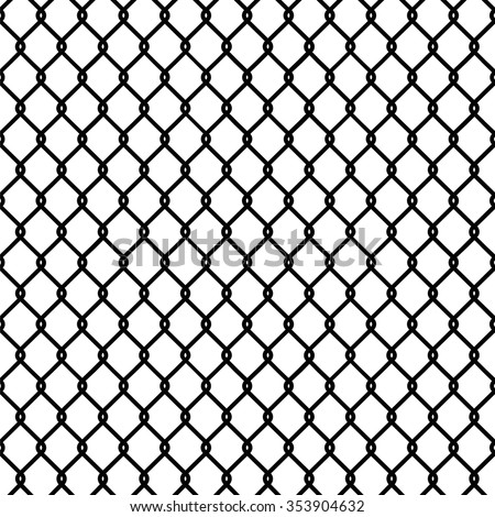 Seamless chain link fence pattern texture wallpaper