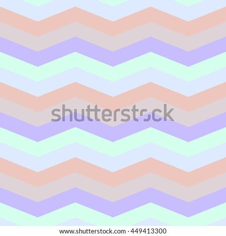 seamless chevron pattern in