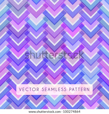 Seamless chevron pattern. Paper texture zigzag beautiful background