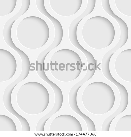 seamless circle background