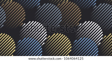 Seamless circles, seamless geometric, geo, pattern, colorful vector background