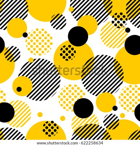 seamless color vector pattern