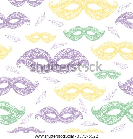 seamless colorful pattern for...