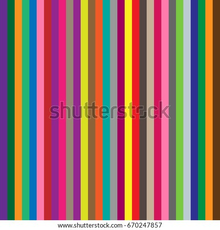 seamless colorful striped
