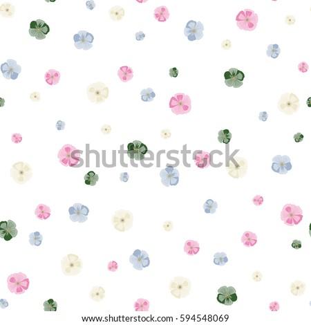 seamless cute minimalistic