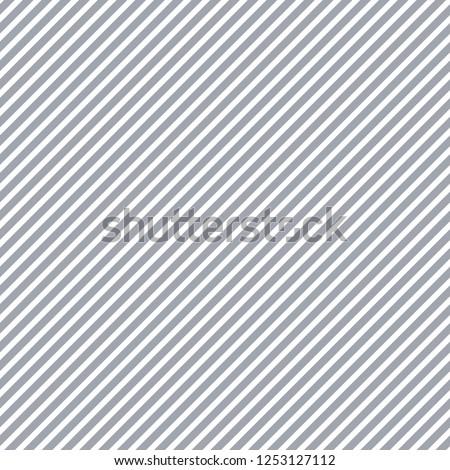 Seamless diagonal stripes digital paper pattern design vector
