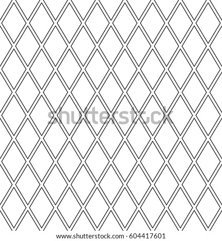 seamless diamonds lattice